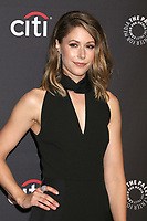 LOS ANGELES - MAR 18:  Amanda Crew at the PaleyFest LA 2018 - Silicon Valley at Dolby Theater on March 18, 2018 in Los Angeles, CA