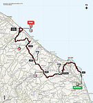 The 53rd edition of the Tirreno-Adriatico from the 7th to 13th March 2018 was launched this morning. The route of the Corsa dei Due Mari (The Race of the Two Seas) has been unveiled in the splendid setting of the Sala Macchi, inside the Sanctuary of Loreto. Italy. 12th January 2018.<br /> Picture: RCS/ | Cyclefile<br /> <br /> <br /> All photos usage must carry mandatory copyright credit (&copy; Cyclefile | RCS)
