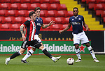 Nathan Thomas of Sheffield Utd during the U23 Professional Development League Two match at Bramall Lane Stadium, Sheffield. Picture date 18th August 2017. Picture credit should read: Simon Bellis/Sportimage