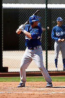 Russell Mitchell - Los Angeles Dodgers - 2009 spring training.Photo by:  Bill Mitchell/Four Seam Images