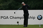 Padraig Harrington during his final round of the BMW PGA Championship on the 27th of May 2007 at the Wentworth Golf Club, Surrey, England. (Photo by Manus O'Reilly/NEWSFILE)