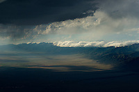 San Luis Valley on stormy summer evening. July 2014. 86091