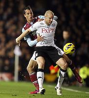Fulham v West Ham Utd 30-Jan-2013