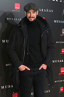 "Stani Coppet attend the Premiere of the movie ""Musaranas"" in Madrid, Spain. December 17, 2014. (ALTERPHOTOS/Carlos Dafonte) /NortePhoto /NortePhoto.com"