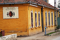 The village of Tolcsva: maybe the best restaurant in Tokaj, Os Kajan, in a typical old yellow house.. Oremus is owned by the Alvarez family that also owns Vega Sicilia in Spain It is managed by Andras Bacso. Credit Per Karlsson BKWine.com