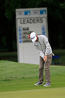 Cormac Sharvin (IRL) on the 9th green during Round 1 of the Bridgestone Challenge 2017 at the Luton Hoo Hotel Golf &amp; Spa, Luton, Bedfordshire, England. 07/09/2017<br /> Picture: Golffile   Thos Caffrey<br /> <br /> <br /> All photo usage must carry mandatory copyright credit     (&copy; Golffile   Thos Caffrey)