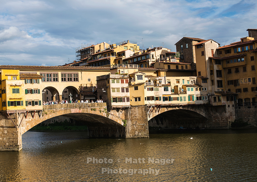 Florence, Italy.<br /> <br /> Photo by Matt Nager