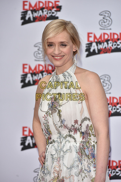 Anne-Marie Duff<br /> Three Empire Awards, Roundhouse, Chalk Farm, London, England on March 19. 2017,<br /> CAP/PL<br /> &copy;Phil Loftus/Capital Pictures