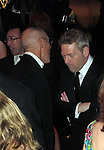 Paris Hilton and Lindsay Lohan at the Weinstein Golden Globes after party at the Beverly Hilton Hotel.<br />
