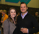 Bailee and Scott Polan during the 38th Annual Jack T. Reviglio Cioppino Feed and Auction at the Boys & Girls Club in Sparks on Saturday, February 24, 2018.