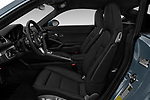 Front seat view of a 2018 Porsche 718 Cayman S 2 Door Coupe front seat car photos
