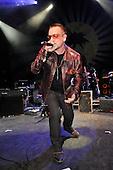 May 28, 2009: U2 - Island 50th Anniversary - Empire Shepherds Bush London