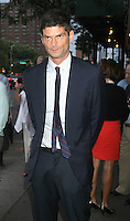 NEW YORK CITY, NY - August  01, 2012: Will McCormack at the screening of 'Celeste and Jess Forever' at the Sunshine Landmark Theater in New York City. © RW/MediaPunch Inc. /NortePhoto.com<br /> <br /> **SOLO*VENTA*EN*MEXICO**<br />  **CREDITO*OBLIGATORIO** *No*Venta*A*Terceros*<br /> *No*Sale*So*third* ***No*Se*Permite*Hacer Archivo***No*Sale*So*third*