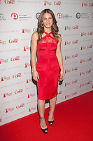 NEW YORK, NY - FEBRUARY 6: Jillian Michaels in .Cushnie et Ochs attends The Heart Truth Red Dress Collection 2013 Fashion Show on February 6, 2013 in New York City. © Diego Corredor/MediaPunch Inc. ... /NortePhoto