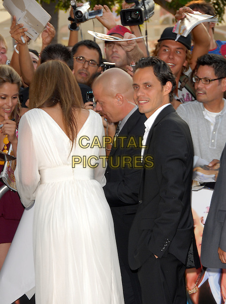 Jennifer Lopez & Marc Anthony attends The Picturehouse L.A. Premiere of El Cantante held at The DGA in West Hollywood, California on July 31,2007     Copyright 2007 Debbie VanStory