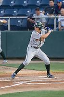 August 4, 2009: Boise Hawks' Logan Watkins at-bat during a Northwest League game against the Everett AquaSox at Everett Memorial Stadium in Everett, Washington.