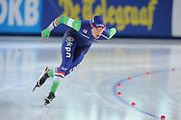 SPEED SKATING: STAVANGER: Sørmarka Arena, 31-01-2016, ISU World Cup, 1000m Ladies Division A, Marrit Leenstra (NED), ©photo Martin de Jong