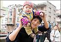 2006- Chine- Marché de Wanxian.