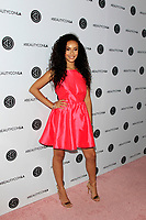 LOS ANGELES - AUG 12:  Breah Hicks at the 5th Annual Beautycon Festival Los Angeles at the Los Angeles Convention Center on August 12, 2017 in Los Angeles, CA
