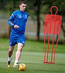 01.08.2018 Rangers training: Lee Wallace