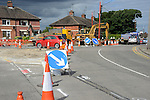Beachgrove road works