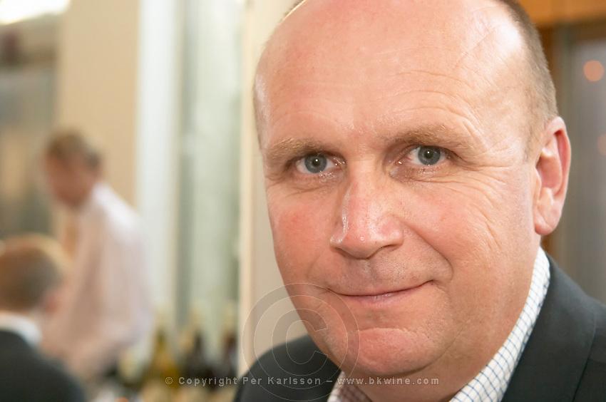 Jacques Boyer Domaine La Croix Belle. Cotes de Thongue. Languedoc. Owner winemaker. France. Europe.
