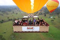 20151227 December 27 Hot Air Balloon Gold Coast