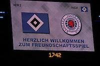 HSV Hamburg v Rangers 291111