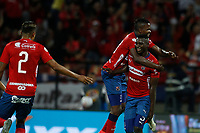 Deportivo Independiente Medellin vs Atletico Bucaramanga, 28-10-2018. LA II_2018