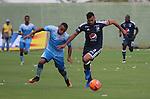Jaguares venció como local 1-0 a Millonarios. Fecha 8 Liga Águila I-2017.