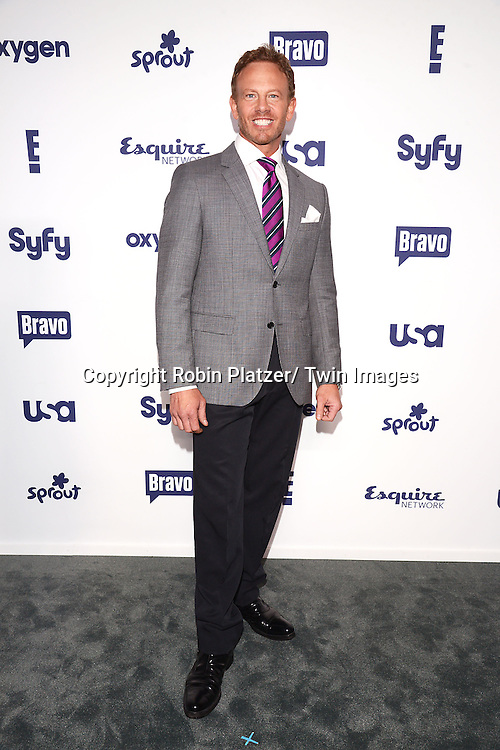 Ian Ziering attends the NBCUniversal Cable Entertainment Upfront <br /> on May 15, 2014 at The Javits Center North Hall in New York City, New York, USA.