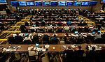 November 3, 2018 : The Breeders' Cup Betting Challenge on Breeders Cup World Championships Saturday at Churchill Downs on November 3, 2018 in Louisville, Kentucky. Scott Serio/Eclipse Sportswire/CSM