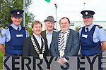 INVITED: Invited to the 20th Anniversary of Antna Inc, Castleisland on Thursday Sgt John English,James Clifford (presidenmt Tralee Chamber of Commerse), Maurice O'Connor, Tom Fleming (Mayor of Kerry) and Garda Declan Hallett.   Copyright Kerry's Eye 2008
