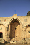 Israel, Lower Galilee, the Crusader Church of St. Anne in Zippori