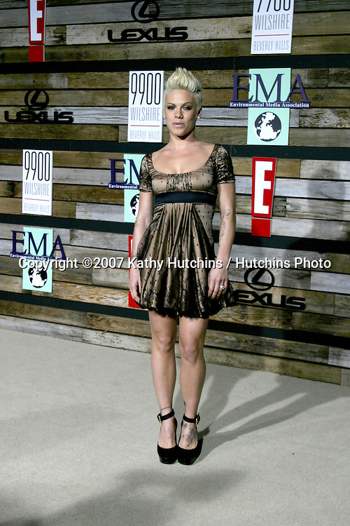 Pink.E! / EMA Post Golden Globe Party.Beverly Hills,  CA.January 14, 2007.©2007 Kathy Hutchins / Hutchins Photo.