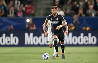 Carson, CA - Saturday April 21, 2018: Atlanta United FC defeated the Los Angeles Galaxy 2-0 in a Major League Soccer (MLS) regular season game at StubHub Center.