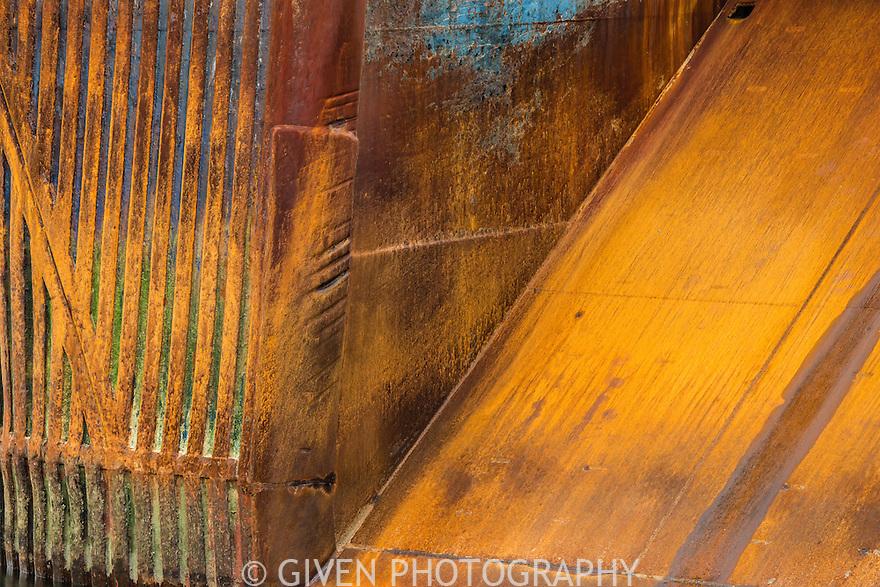 Ship Abstract