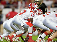 December 18, 2009.  FHSAA 5A Football Championship game between the Plant Panthers and Manatee Hurricanes played at the Citrus Bowl in Orlando, Florida.
