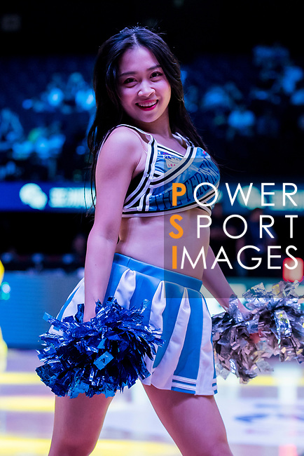 Guangzhou Long-Lions vs Seoul Samsung Thunders during The Asia League's 'The Terrific 12' Semi-final match at Studio City Event Center on 22 September 2018, in Macau, Macau. Photo by Yu Chun Christopher Wong / Power Sport Images for Asia League