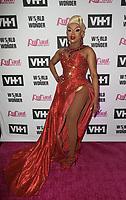 "13 May 2019 - Los Angeles, California - Mercedes Iman Diamond. ""RuPaul's Drag Race"" Season 11 Finale Taping held at The Orpheum Theatre. Photo Credit: Faye Sadou/AdMedia"