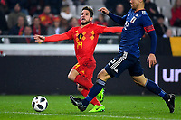 Dries Mertens forward of Belgium  <br /> Foto Insidefoto