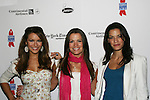 AMC Chrishell Stause - Melissa Claire Egan - Jacqueline Hendy at 22nd Annual Broadway Flea Market & Grand Auction to benefit Broadway Cares/Equity Fights Aids on Sunday, September 21, 2008 in Shubert Alley, New York City, New York. (Photo by Sue Coflin/Max Photos)