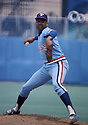 Texas Rangers Dock Ellis (17)  during a game from his 1977 season. Dock Ellis played for 12 years with with 5 different teams and was a 1-time All-Star,<br /> <br /> (David Durochik/SportPics)(David Durochik/SportPics)