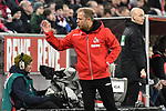 08.02.2019, Rheinenergiestadion, Köln, GER, DFL, 2. BL, VfL 1. FC Koeln vs FC St. Pauli, DFL regulations prohibit any use of photographs as image sequences and/or quasi-video<br /> <br /> im Bild Markus Anfang (1.FC Köln / Koeln) Gestik / Geste / gestikuliert / <br /> <br /> Foto © nph/Mauelshagen