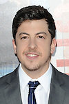 Christopher Mintz-Plasse arriving at the 'Neighbors Los Angeles Premiere' held at the Regency Village Theatre April 28, 2014.