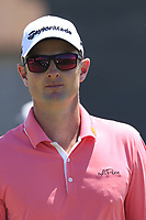 Justin Rose (ENG) walks to the 1st tee to start his match during Thursday's Round 1 of the 117th U.S. Open Championship 2017 held at Erin Hills, Erin, Wisconsin, USA. 15th June 2017.<br /> Picture: Eoin Clarke | Golffile<br /> <br /> <br /> All photos usage must carry mandatory copyright credit (&copy; Golffile | Eoin Clarke)
