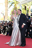 "Uma Thurman attends "" Zulu "" 1ere & Closing Ceremony of the 66th Cannes Film Festival"