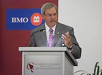 Montreal,(Qc) CANADA - Feb 28 2011 - Jacques L Menard, Bank of Montreal at the Canadian Club