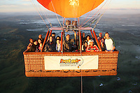 20120408 April 8 Hot Air Balloon Gold Coast