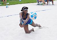 FIU Beach Volleyball v. UAB (4/14/18)